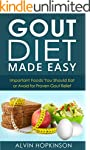 Gout Diet Made Easy - Important Foods...
