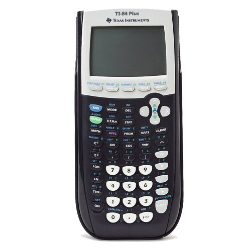 Texas-Instruments-TI-84-Plus-Graphics-Calculator-Black