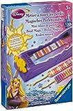Ravensburger 18304 Perlas Mágicas Disney Rapunzel - Telar para fabricar pulseras de cuentas