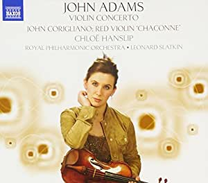 Adams - Violin Concerto