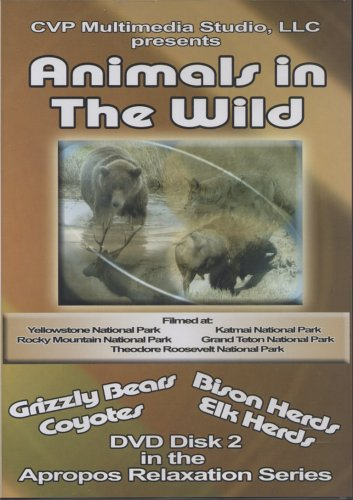 Animals in the Wild - Part 1 - DVD Disk 2 of the Appropos Relaxation Series