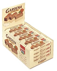 Loacker Gardena Hazelnut Wafers (25/1.34oz)