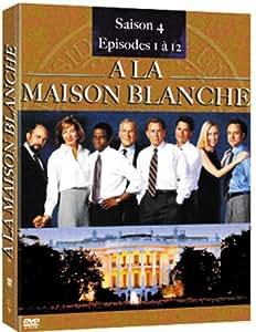 A la maison blanche saison 4 partie 1 edizione francia for A la maison blanche saison 3
