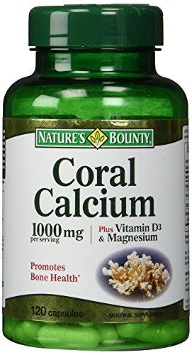 Nature S Bounty Coral Calcium Plus Vitamin D And Magnesium