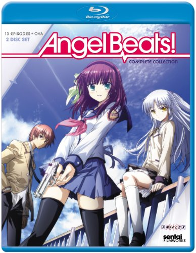 Angel Beats! Cote Collection Blu-ray BOX (PS3再生・日本語音声可) (北米版)[Import]