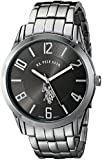 U.S. Polo Assn. Classic Men's USC80038 Analogue Black Dial Bracelet Watch