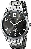 U.S. Polo Assn. Classic Men's USC80038 Analogue Black Dial Bracelet Watch