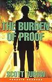 BURDEN OF PROOF                   PGRN4 (Penguin Readers: Level 4 Series)