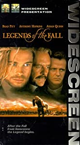 Legends of the Fall (Widescreen Edition) [VHS]