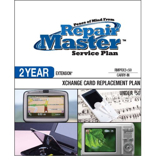 2-Yr Ext Replacement Plan - Under $50