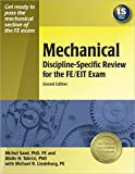 Mechanical Discipline-Specific Review for the FE/EIT Exam, 2nd Ed