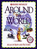 img - for Around the World: An Atlas of Maps and Pictures by Hincks, Gary, Noon, Steve (October 1, 1997) Hardcover book / textbook / text book