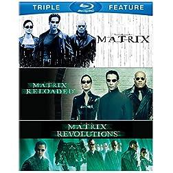 Matrix / Matrix Reloaded / Matrix Revolutions [Blu-ray]