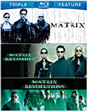 Matrix / Matrix Reloaded / Matrix Revolutions [Blu-ray]