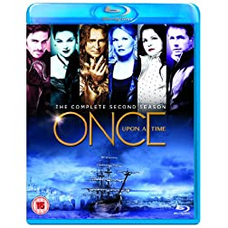 Once Upon a Time-Season 2 [Blu-ray]