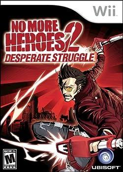 ノーモア★ヒーローズ2 デスパレード・ストラグル (輸入版) No More Heroes 2: Desperate Struggle for Wii
