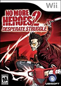 No More Heroes 2: Desperate Struggle - Wii Standard Edition