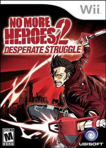 51PFJRbXI5L Cheap Price No More Heroes 2: Desperate Struggle