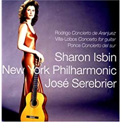 Sharon Isbin cover