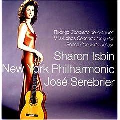 Sharon Isbin cover