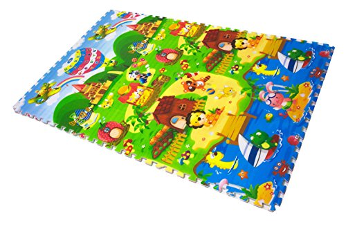 <b>Nifty Kids Large Extra Thick Play Mat Tiles</b>
