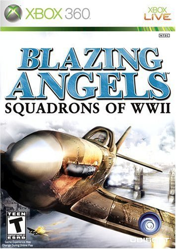 Blazing Angels Squadrons Of Wwii - Xbox 360 front-1071149
