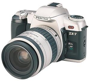 Pentax ZX-7 Quartz Date 35mm SLR Camera Kit with 35-80mm Lens