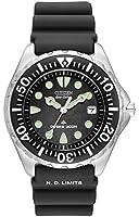 Citizen Men's Eco-Drive 300 Meter Professional Diver Watch #BN0000-04H