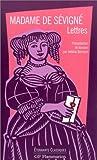 echange, troc Madame de Sévigné - Madame de Sévigné : Lettres