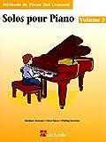 echange, troc Fred Kern - Piano Solos: Book 3