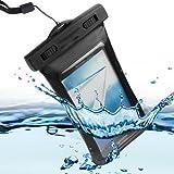 Semoss Custodia Impermeabile Waterproof per Nokia Lumia 930,Cover Subacquea Chiusura Ermetica