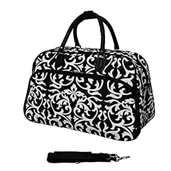 World Traveler 21-Inch Carry-On Shoulder Tote Duffel