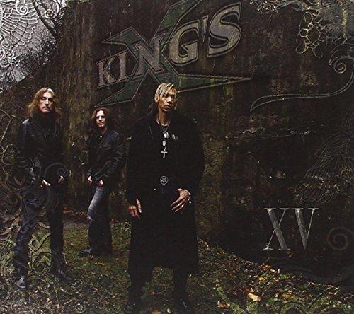 XV - Ltd Ed by Kings X (2008-05-20)