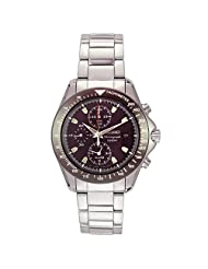 Seiko Men's SNA487 Alarm Chronograph Watch