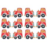 Children's Wall Stickers,Tractor Stickers,Repositionable,Boys Roomsby tigerlilyprints