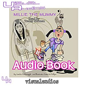 Millie the Mummy Audiobook