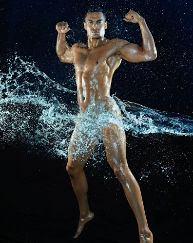 Giancarlo Stanton Poster Photo Limited Print Miami Marlins MLB Baseball Player Sexy Naked Nude Celebrity Athlete Size 16x20 #2 at Amazon.com