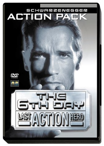 Schwarzenegger Action Pack (The 6th Day, Last Action Hero) (2 DVDs)