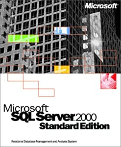 Microsoft SQL Server 2000 Standard Edition - Licence - 1 processor - runtime - Win - All Languages