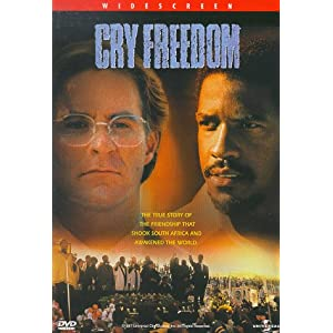 book review on cry freedom