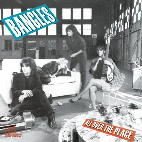 The Bangles - All over the Place - Zortam Music