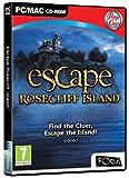 echange, troc Escape Rosecliff Island (PC/Mac CD) [import anglais]