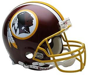 NFL Washington Redskins Full Size Proline VSR4 Football Helmet by Riddell