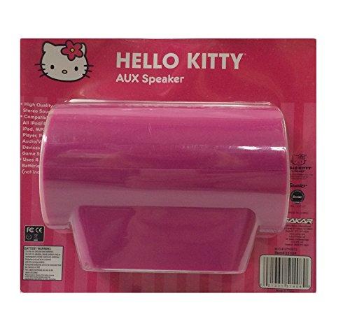 Hello Kitty Aux Speaker cms 743
