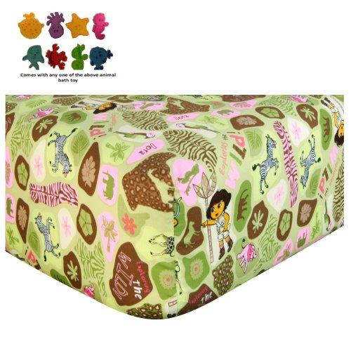 Cheetah Baby Bedding 15979 front