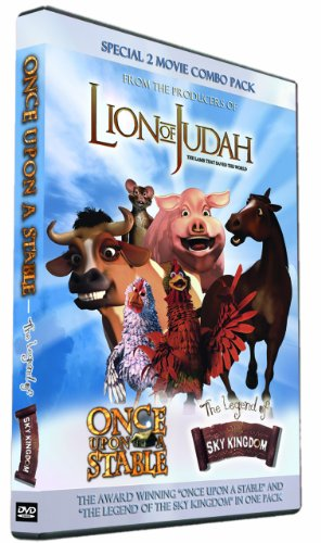 Once Upon a Stable & Sky Kingdom Combo Pack / 英語 / アメリカ [DVD] [IMPORT] [NTSC] [REGION 1] [AUDIO: ENGLISH] [108 MINUTES] [PG]