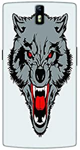 Timpax protective Armor Hard Bumper Back Case Cover. Multicolor printed on 3 Dimensional case with latest & finest graphic design art. Compatible with One Plus One ( 1+1 ) Design No : TDZ-25218