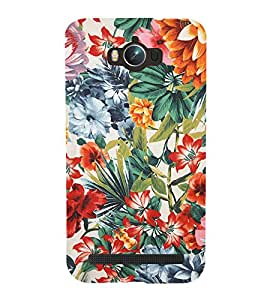 Floral Painting Cute Fashion 3D Hard Polycarbonate Designer Back Case Cover for Asus Zenfone Max ZC550KL :: Asus Zenfone Max ZC550KL 2016 :: Asus Zenfone Max ZC550KL 6A076IN