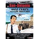 Les aventures du commissaire San Antonio: Sale temps pour les mouches (French only)