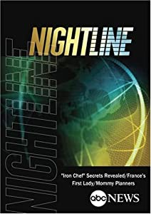 "ABC News Nightline ""Iron Chef"" Secrets Revealed/France's First Lady/Mommy Planners"